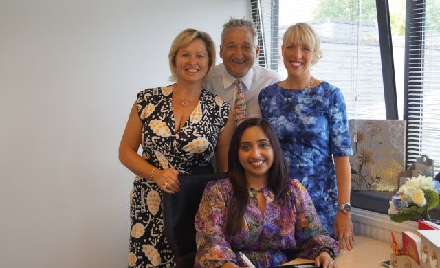 Heritage Healthcare takes on first franchisee