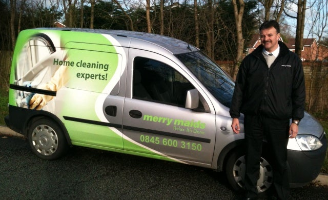 Merry Maids franchise couple expand operations after 10 successful years in business