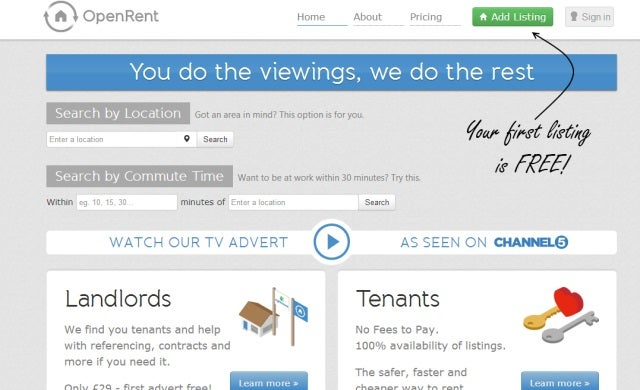 OpenRent secures 'multi-million' media investment from Northern and Shell Ventures
