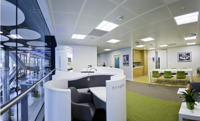 Regus Express opens for business at Heathrow Terminal 5