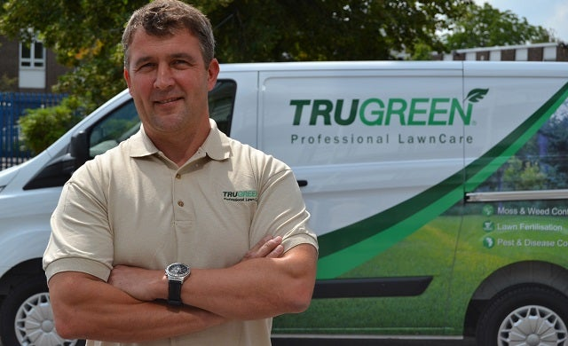 Lawn care franchise TruGreen welcomes West Yorkshire recruit