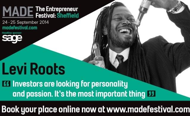 Leading entrepreneurs to share business secrets at MADE festival
