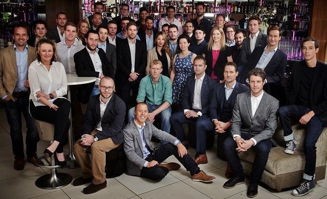 UK's most impressive young entrepreneurs named at Young Guns Awards 2014