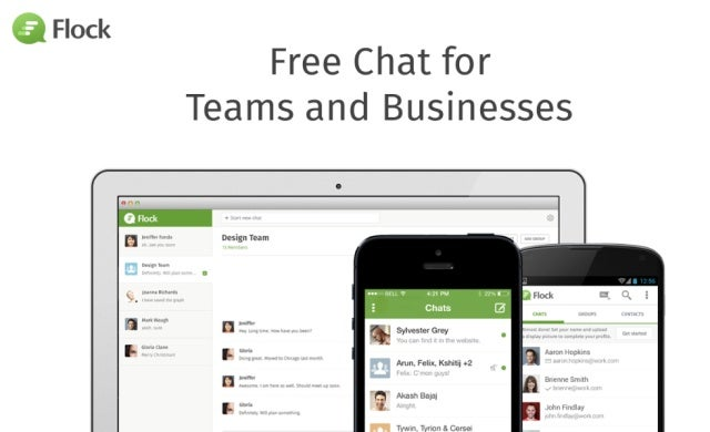 Free 'instant' business messaging app launches to rival likes of Yammer