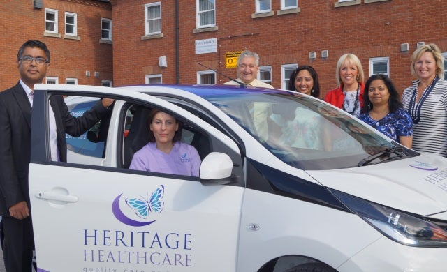Heritage Healthcare enjoys early-stage franchise growth with new signings