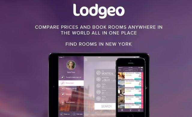 Hotel comparison start-up Lodgeo backed by £2m seed funding