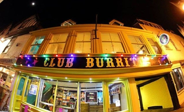 Starting a business in Canterbury: Club Burrito