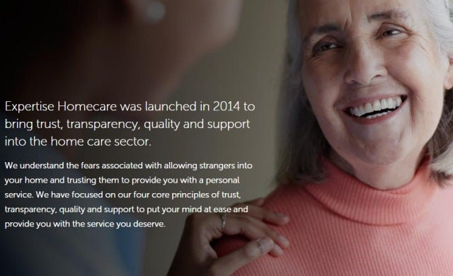 Expertise Homecare secures first franchise one month after launch