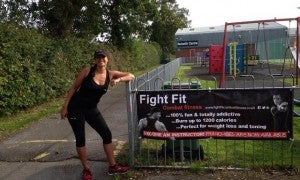 Fight Fit Combat Fitness: Linda Slack