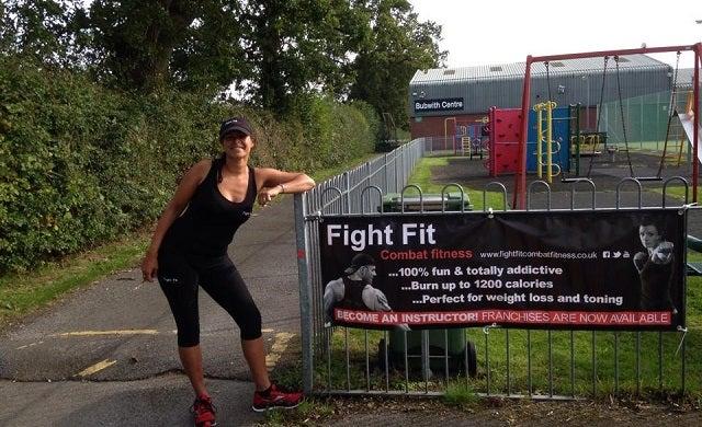 Fight Fit Combat Fitness: Linda Slack