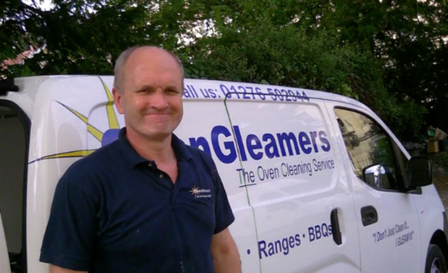 Oven cleaning franchise launches three new branches