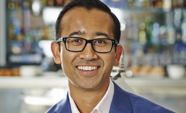 The Entrepreneur: Logan Naidu, Dartmouth Partners