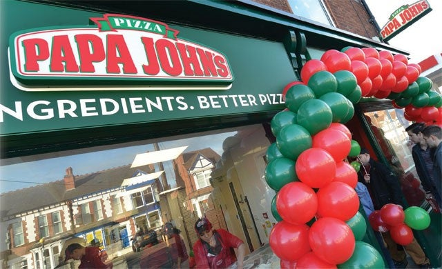 Serial Papa John's franchisee opens fourth store