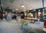 Workspace provider WeWork South Bank London