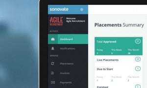 Recruitment finance provider Sonovate secures £10m debt funding from PNC