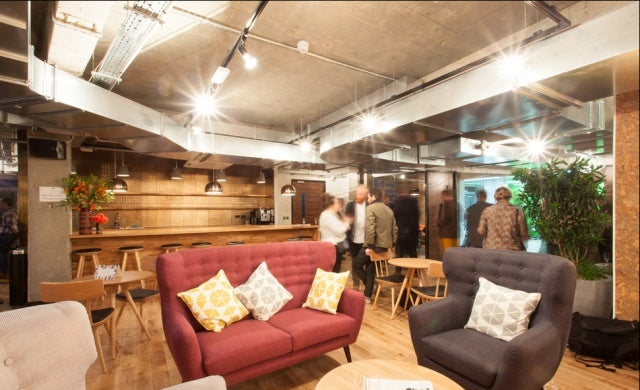 Shoreditch co-working and event space The Trampery Old Street launches