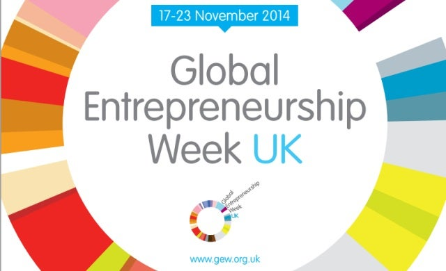 Global Entrepreneurship Week 2014: The 10 best UK events to add to your calendar