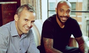 Thierry Henry and Robin Van Persie among backers of Grabyo's $2m funding round