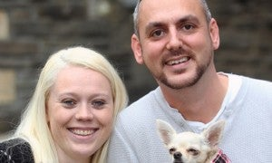 Morgan's Dog Boutique: Sian & Rhys Morgan