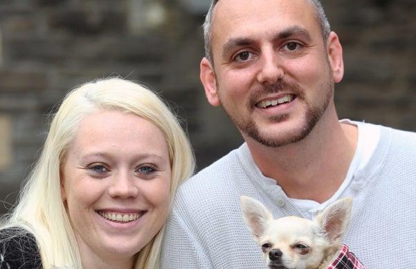 Morgan's Dog Boutique: Sian & Rhys Morgan