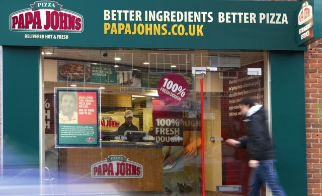 Papa John's boosted by new franchise openings in Harpenden and Leighton Buzzard