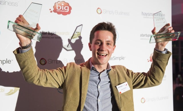 Beer52 toasts its triumph at the Startups Awards as winners are revealed