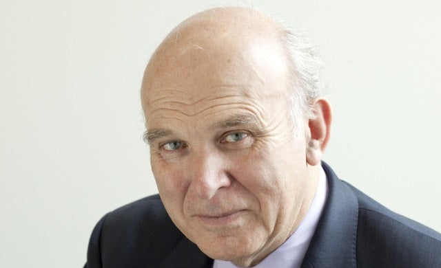 Vince Cable launches Global Entrepreneurship Week 2014