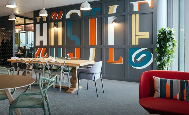 US co-work office provider WeWork to open second London location in Soho