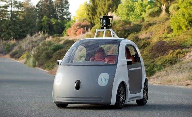 Tech trends for 2015: The driverless car
