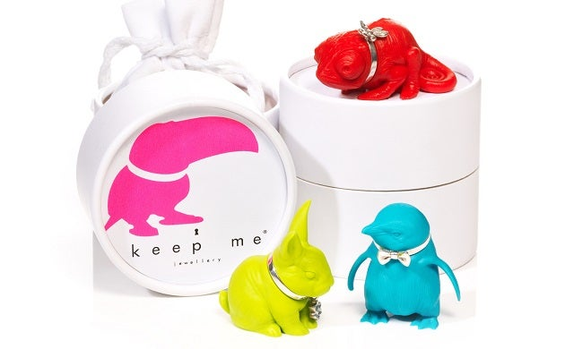 Product idea #7: keep me jewellery