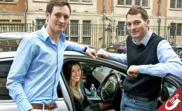 Top new businesses of 2014: carwow