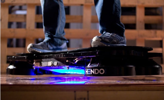 Tech trends for 2015: The hoverboard