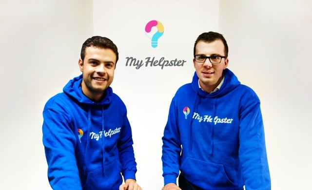 Tech Pitch: MyHelpster