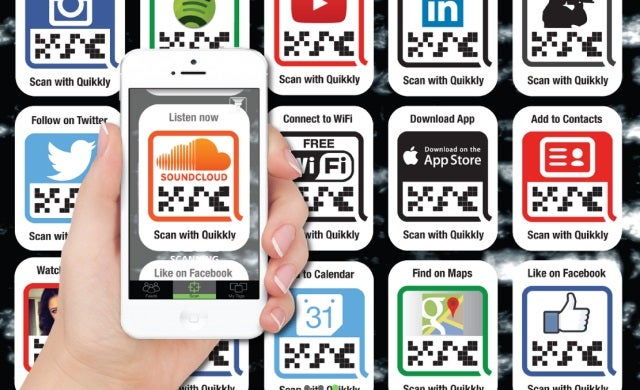 Alternative QR code start-up Quikkly secures $1m just one month after launch