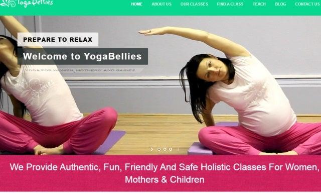 "YogaBellies seeking budding entrepreneurs to join ""parent-friendly"" franchise"