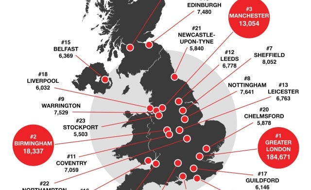 Start-up business record smashed in 2014