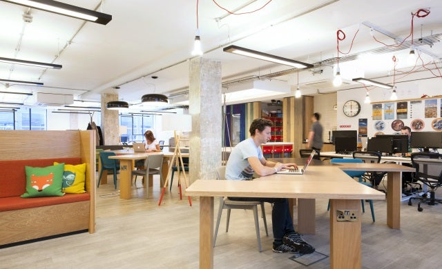 Central Working partners with British Land to launch Liverpool Street co-working office