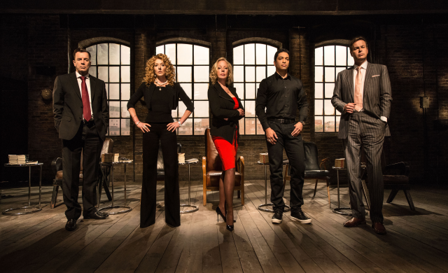 Over 50% of 'successful' Dragons' Den deals don't complete