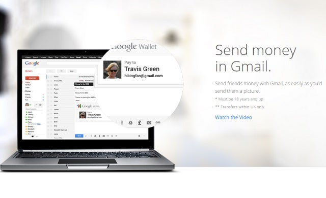 You can now transfer money via Gmail