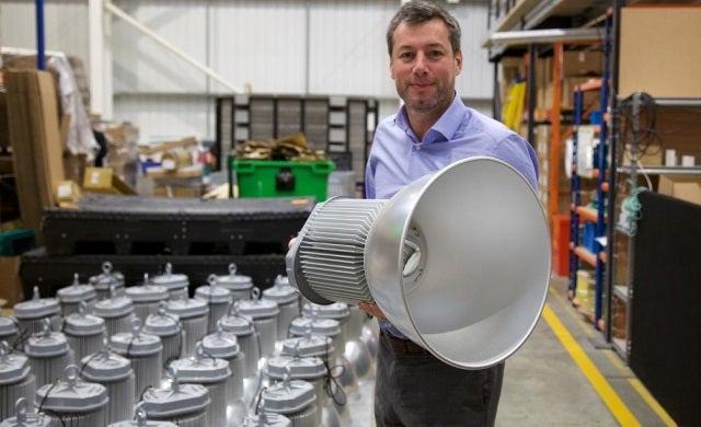The Entrepreneur: Mark Robinson, APC Technology Group plc