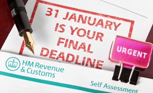 7 tips to help beat the self-assessment tax deadline