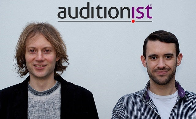 Auditionist: Will Crosthwait and Ben Albahari