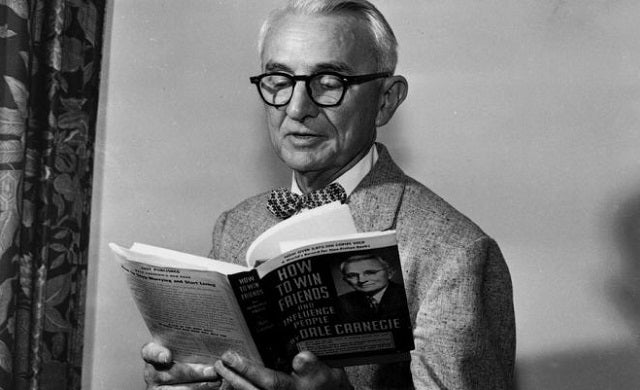 Business Leaders: Dale Carnegie