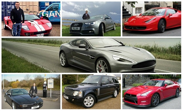 Entrepreneurs in the fast lane: <br>The cars driving business success