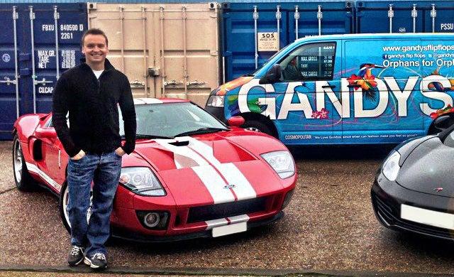 Entrepreneurs' cars: Ford GT