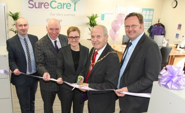 SureCare adds two Chester branches to its franchise portfolio