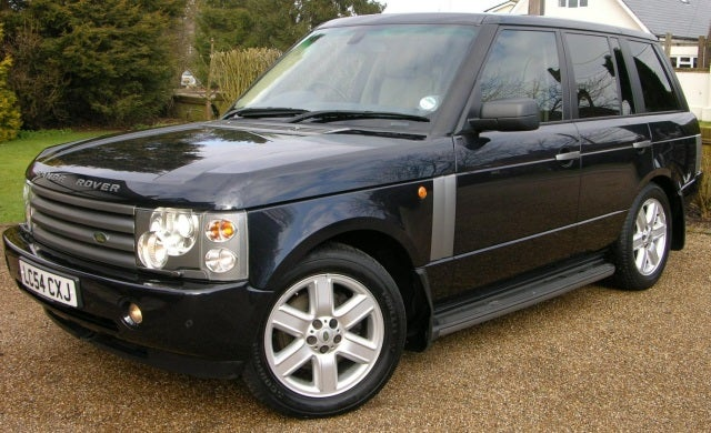 Entrepreneurs' cars: Range Rover Vogue