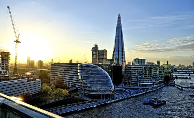 Starting a business in Central London