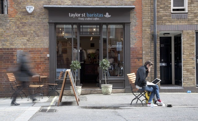 Niche coffee house chain Taylor St Baristas secures £1.8m Crowdcube mini-bond