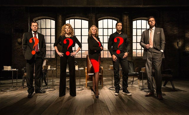 Dragons' Den surprise as Bannatyne, Hoppen and Linney replacements are named